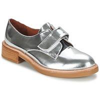 Chaussures Femme Derbies Jeffrey Campbell CALVERT Argent