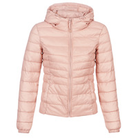 Vêtements Femme Doudounes Only ONLTAHOE Rose