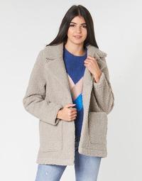 Vêtements Femme Manteaux Only ONLFILIPPA Gris