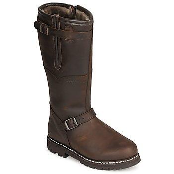 Chaussures Homme Bottes de neige Meindl KITZBUHEL Marron