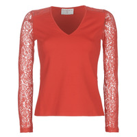Vêtements Femme Tops / Blouses Moony Mood LANELORE Rouge