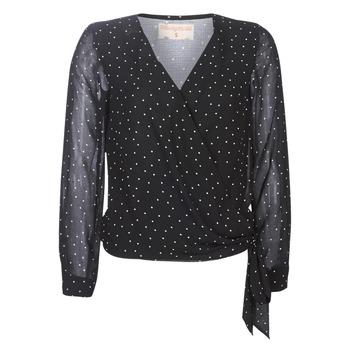 Vêtements Femme Tops / Blouses Moony Mood LUKE Noir