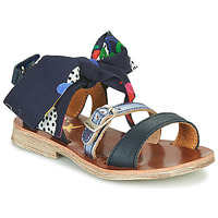 Chaussures Fille Sandales et Nu-pieds Catimini CASALA Marine