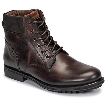 Chaussures Homme Boots André VARAPE Marron