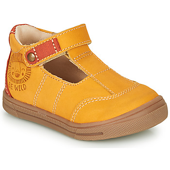 Chaussures Garçon Sandales et Nu-pieds GBB ARENI Jaune