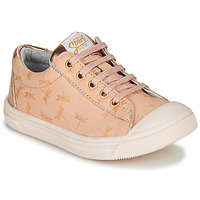 Chaussures Fille Baskets basses GBB MATIA Rose