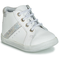 Chaussures Fille Baskets montantes GBB AGLAE Blanc