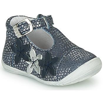 Chaussures Fille Ballerines / babies GBB AGATTA Bleu