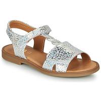 Chaussures Fille Sandales et Nu-pieds GBB FARENA Argenté