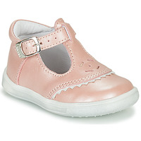 Chaussures Fille Ballerines / babies GBB AGENOR Rose