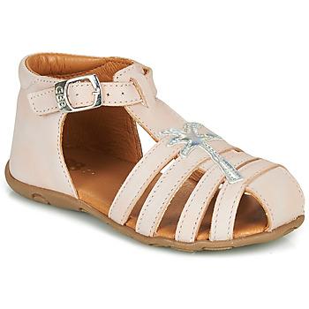 Chaussures Fille Sandales et Nu-pieds GBB ANAYA Rose