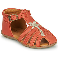 Chaussures Fille Sandales et Nu-pieds GBB ANAYA Corail