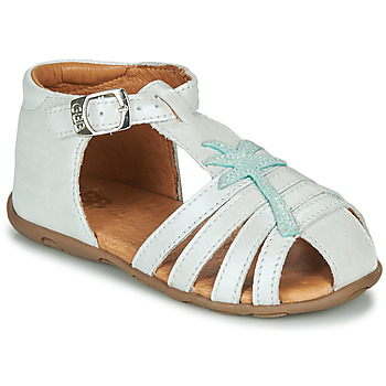 Chaussures Fille Sandales et Nu-pieds GBB ANAYA Blanc