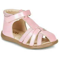 Chaussures Fille Sandales et Nu-pieds GBB AGRIPINE Rose