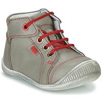 Chaussures Garçon Boots GBB PARGA Gris
