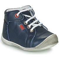 Chaussures Garçon Baskets montantes GBB PARGA Marine