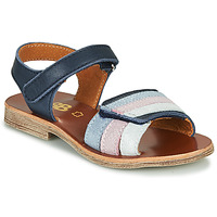 Chaussures Fille Sandales et Nu-pieds GBB MIMOSA Marine