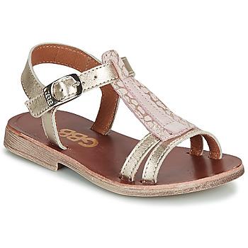 Chaussures Fille Sandales et Nu-pieds GBB DOLANA Doré