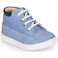Chaussures Garçon Baskets montantes GBB NORMAN Bleu