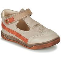 Chaussures Garçon Sandales et Nu-pieds GBB ANGOR Beige / Orange