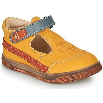 Chaussures Garçon Sandales et Nu-pieds GBB ANGOR Jaune