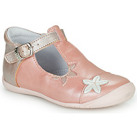 Chaussures Fille Ballerines / babies GBB ANAXI Rose