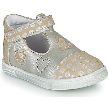 Chaussures Fille Ballerines / babies GBB ANISA Beige