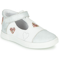 Chaussures Fille Ballerines / babies GBB ANISA Blanc