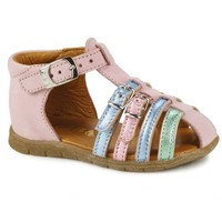 Chaussures Fille Sandales et Nu-pieds GBB PERLE Rose