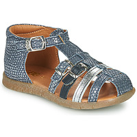 Chaussures Fille Sandales et Nu-pieds GBB PERLE Bleu