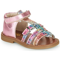 Chaussures Fille Sandales et Nu-pieds GBB PHILIPPINE Rose