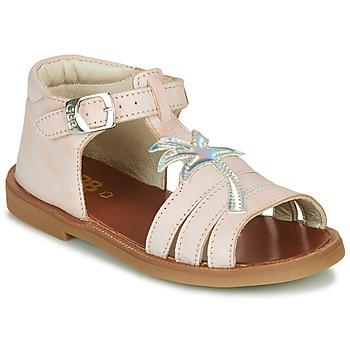 Chaussures Fille Sandales et Nu-pieds GBB ARAGA Rose