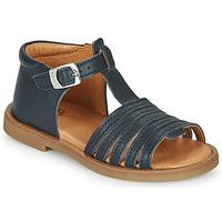Chaussures Fille Sandales et Nu-pieds GBB ATECA Marine