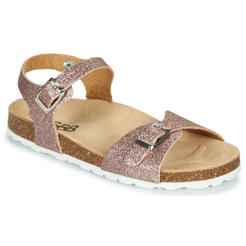 Chaussures Fille Sandales et Nu-pieds GBB PIPPA Rose gold