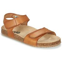Chaussures Garçon Sandales et Nu-pieds GBB KIPILO Cognac