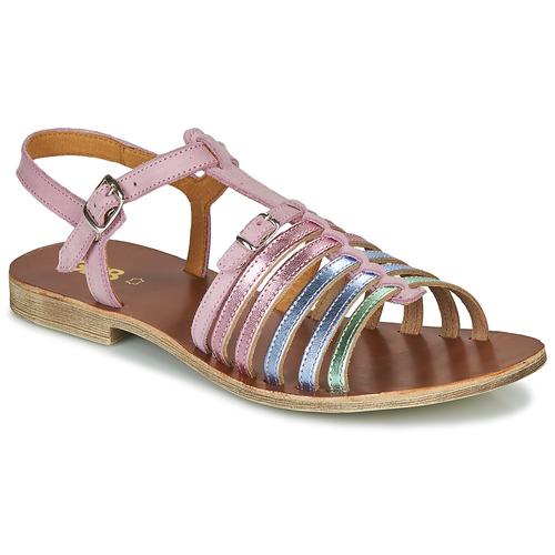 Chaussures Fille Sandales et Nu-pieds GBB BANGKOK Rose