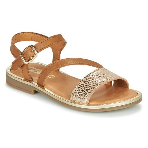 Chaussures Fille Sandales et Nu-pieds GBB FANA Marron