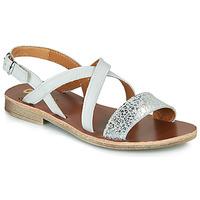 Chaussures Fille Sandales et Nu-pieds GBB FAVOLA Blanc