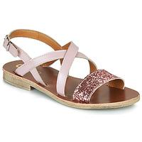 Chaussures Fille Sandales et Nu-pieds GBB FAVOLA Rose