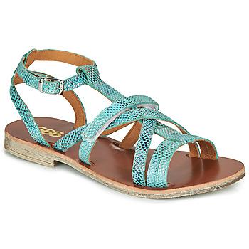 Chaussures Fille Sandales et Nu-pieds GBB JULIA Bleu