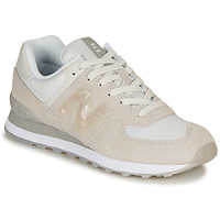 Chaussures Femme Baskets basses New Balance NB WL574 WNT Beige