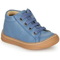 Chaussures Garçon Baskets montantes GBB HIPOTE Bleu