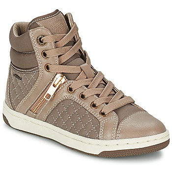 Basket montante Geox CREAMY G Taupe