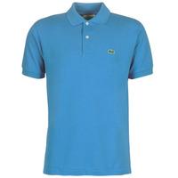 Vêtements Homme Polos manches courtes Lacoste POLO L12 12 CLASSIQUE Bleu