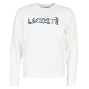 Vêtements Homme Sweats Lacoste SH8632 Blanc