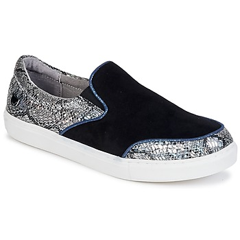 Chaussures Femme Slips on Lollipops VOLTAGE SLIP ON Noir