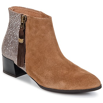 Chaussures Air max tnFemme Boots Lollipops VOILA BOOTS 1 Beige