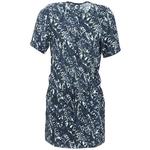 Vêtements Femme Robes courtes Ikks SABLE Bleu