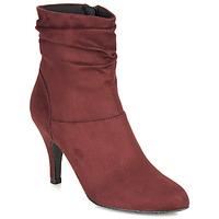 Chaussures Femme Bottines André LINE Bordeaux