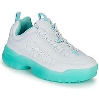 Chaussures Femme Baskets basses André BRILLANTE Bleu